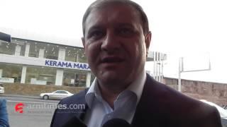 armtimes com/ Տարոն Մարգարյանը՝ Միհրան Պողոսյանի հետ հարաբերությունների մասին