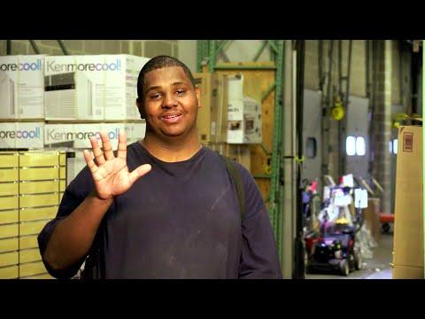 My Bridges Story - Nick the Receiving Associate - Philadelphia, Pennsylvania (with subtitles)