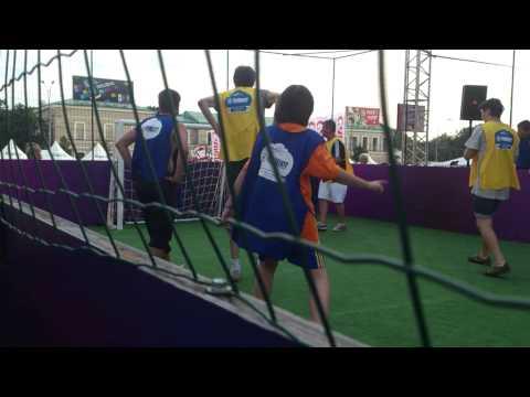 zone Football Kharkov Euro 2012.