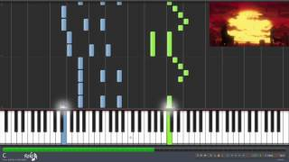 Fullmetal Alchemist: Brotherhood Opening 2 - Hologram (Synthesia)