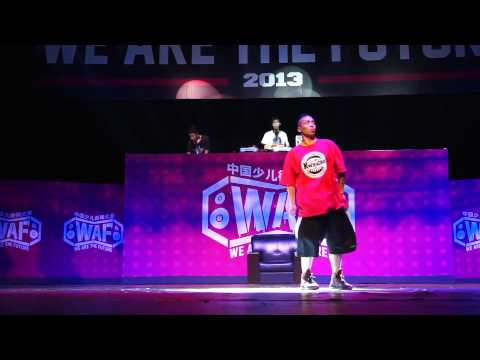 J Black Hiphop Judge Performance WAF3 20130612
