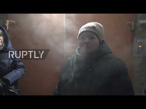 Russia: Magnitogorsk building collapse death toll rises to four