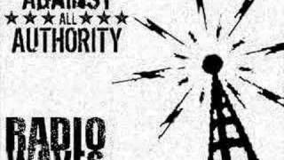 Against All Authority - Radio Waves
