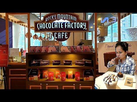 Rocky Mountain Chocolate Factory    Mukbang 🍏