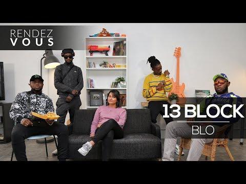 Youtube: 13Block (93 Gangsterisme, Aurevoir Deusté merci Stavo, La rue, Sevran… ) – Interview Rendez Vous