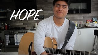 (Sandy) Alex G - Hope (Acoustic Cover)