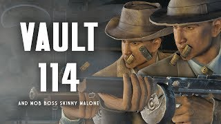 Fallout 4: Execution of Skinny Malone & Friends
