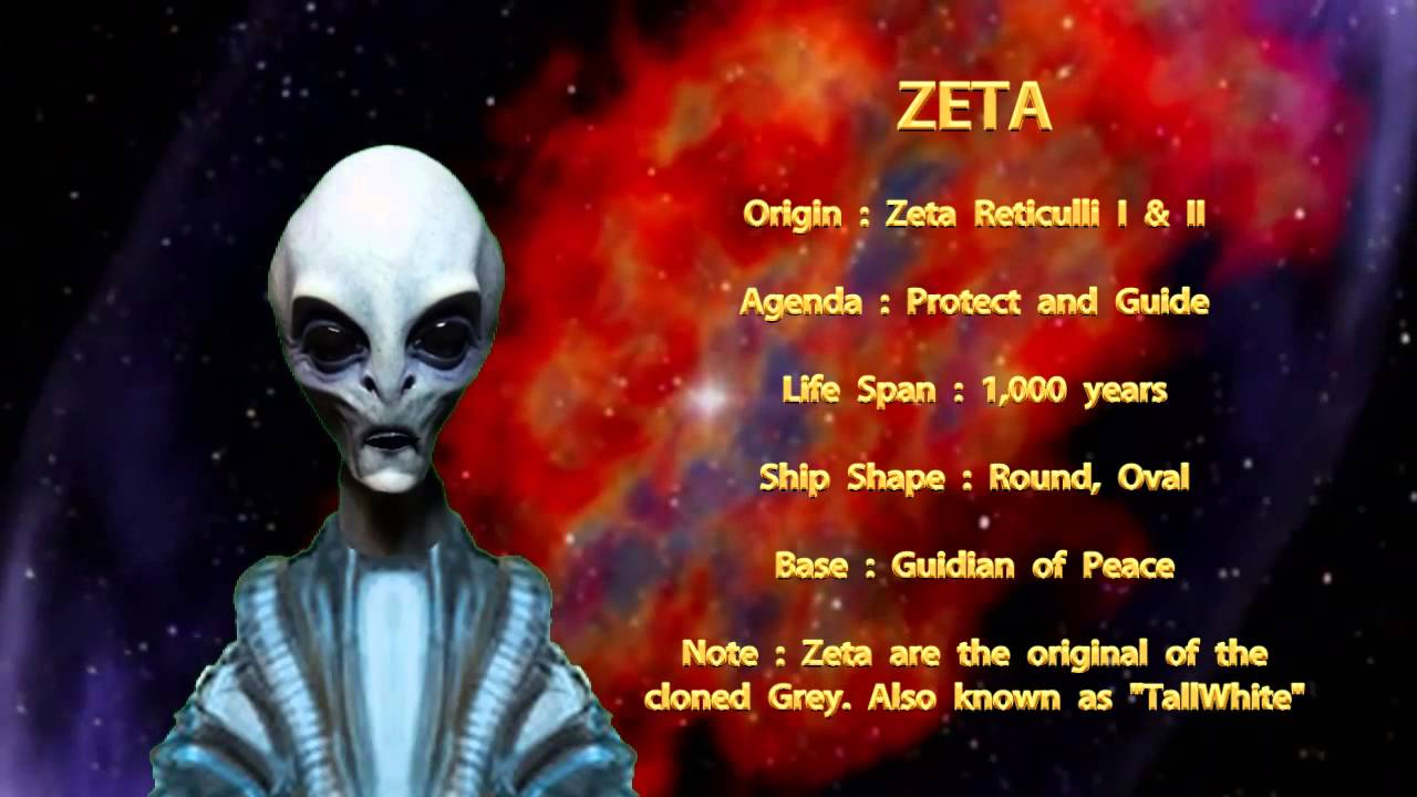 The Many Faces Of ET The Field Guide To Extraterrestrials