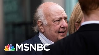 Roger Ailes Out At Fox News Channel | MSNBC