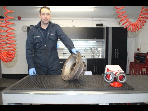 Stud Extract Ltd - DAF wheel hub reconditioning service
