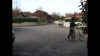 Le Coffryx, un vélo, démontable, avec un moteur de mob
