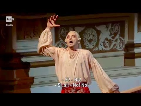 """Don Giovanni - Festival di Spoleto - """"Don Giovanni a cenar teco..."""""""