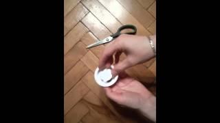 Видео обзор: Держатель для тряпок/полотенец на липучке