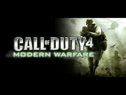 Call of Duty 4 Online Modern Warfare Online