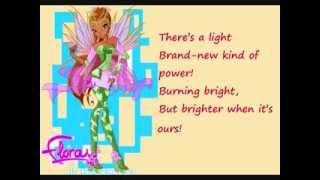 Winx Club - Bloomix Lyrics
