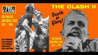 The Clash - Death Or Glory Live Fox Theater San Diego 1/2/1984