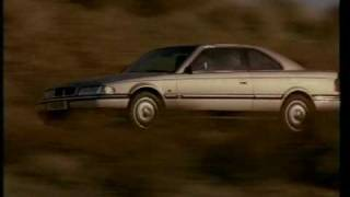 Rover 800 Coupe car advert 1994