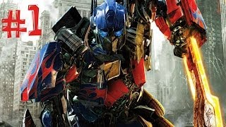 TRANSFORMERS Rise of the Dark Spark. Прохождение. Часть 1