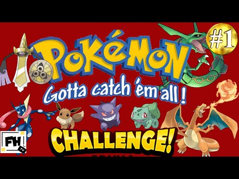 Can You Catch 'Em All? Ultimate Pokémon Go Fitness Challenge