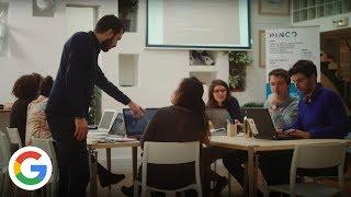 Google.org - INCO Academy - Google France