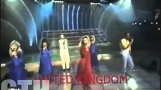 Eurovision 1990 Recap (Top 10)