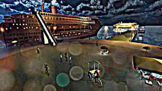 Transport Cruise Ship Game Passenger Bus Simulator   New Cruise Ship Games 2021   Ship Android Game screenshot 3