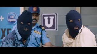 Bank Robbery scene - 8 Thottakal 2017 Tamil Movie