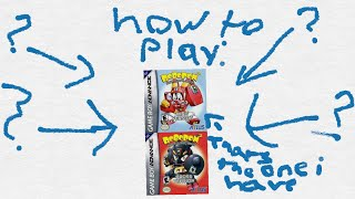 Extras:How to play Robopon 2 cross/Ring
