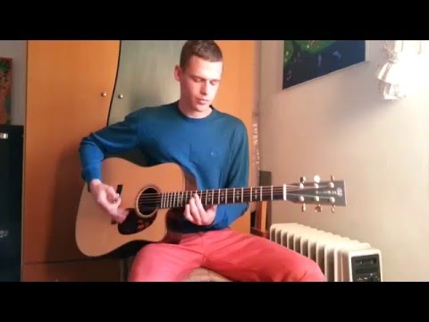 Classical Gas (Mason Williams)- Tommy Emmanuel Cover- Hanan Pyatsky