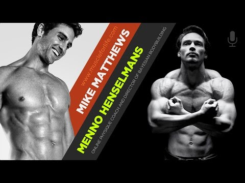 Menno Henselmans on how genetics influence muscle building