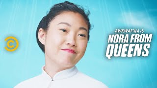 Nora's Most Hilarious Moments from Season One - Awkwafina is Nora from Queens
