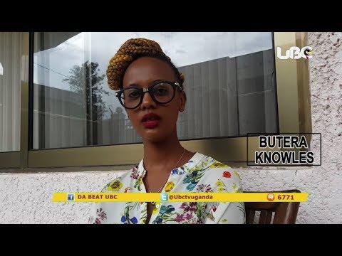 Watch Full Interview Of Rwanda's Diva BUTERA KNOWLESS' Music Journey On UBC TV Uganda - Da Beat