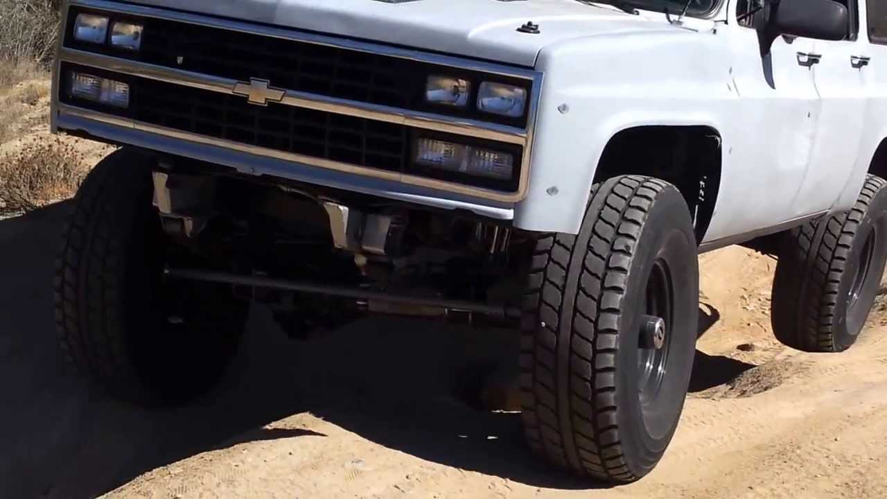Suburban Prerunner Quot The Beast Quot Vid 1 Youtube