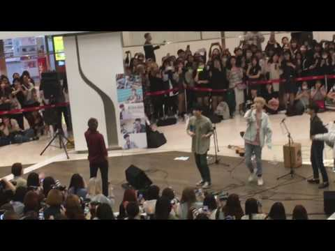 170511 EVERY DAY6 Busking @ COEX Say Wow