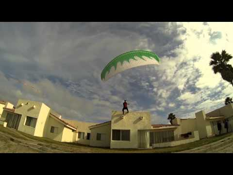 Dominator Paramotor Paraglider Wing!! Powered Paragliding The Record Setting Ultimate Wing!!