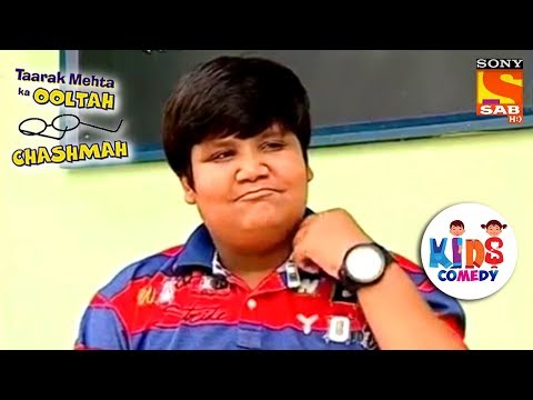 Goli Is Proud Of Himself | Tapu Sena Special | Taarak Mehta Ka Ooltah Chashmah