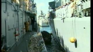 Einsatz Im Atlantik -  Zerstörer Mölders auf großer Fahrt ( 1997) Teil 1