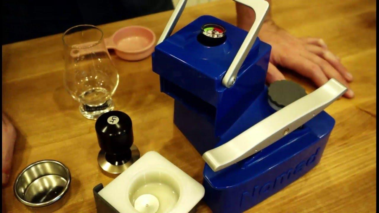 nomad espresso machine review
