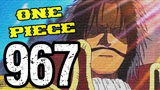 """One Piece Chapter 967 Review """"A TAL"""
