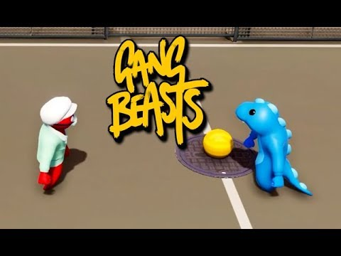 GANG BEASTS ONLINE - No Contest [Football]