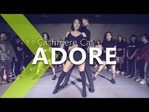 Cashmere Cat - Adore (ft. Ariana Grande) / HAZEL choreography.