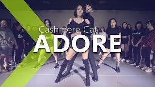 cashmere cat   adore ft ariana grande hazel choreography