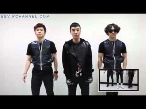 The one and only love BIGBANG