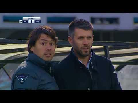 Intermedio - Fecha 3 - Nacional 1:1 Liverpool