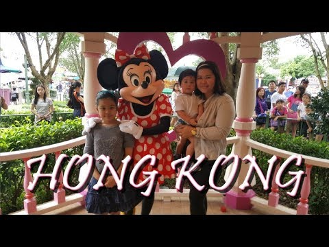 Hong Kong Travel with Raine And Red