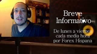 Breve Informativo - Noticias Forex del 14 de Julio 2017