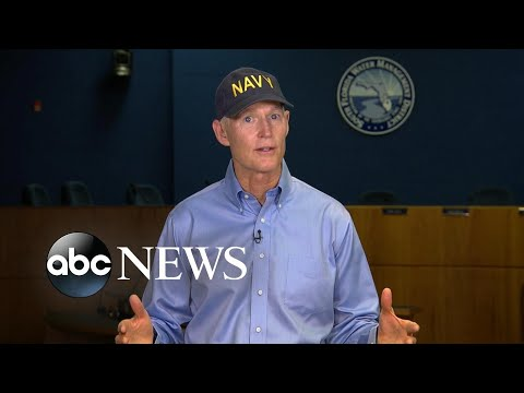 Florida governor to residents ahead of Irma: 'You've got to get out'
