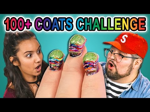 Thumbnail: College Kids React to 100+ Coats Challenge (#POLISHMOUNTAIN)