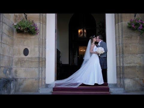 Jessica & Charles | Wedding Film | Mar Hall Hotel | Scotland