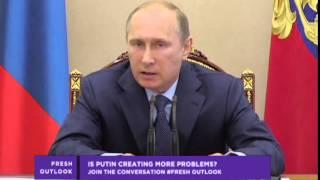 Russia & Ukraine, Nigeria and Boko Haram and Ebola Update
